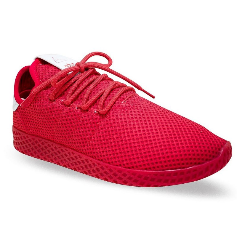 adidas pharrell williams vermelho