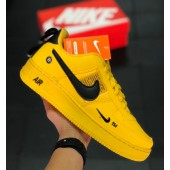 Air Force 1 amarelo