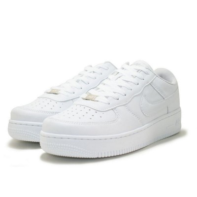 Tênis Air Force 1 Branco-Branco